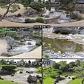 阿蘇中岳噴火後の水の枯渇 2015年春