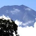 9月14日 富士山肌