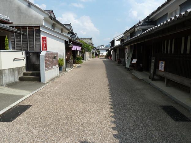 うだつの町並み (1)