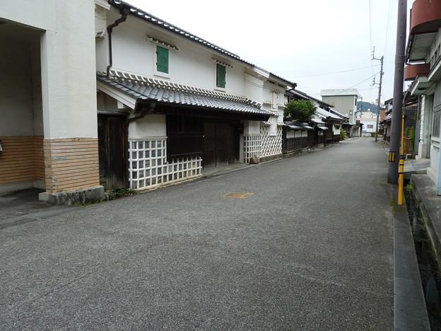 佐川の町並み (1)