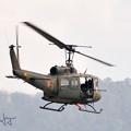 UH-1Jバックショット