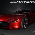 マツダRX-VISION2