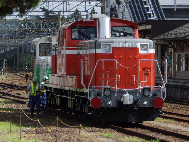 DD51‐895 AT出場 vol.1