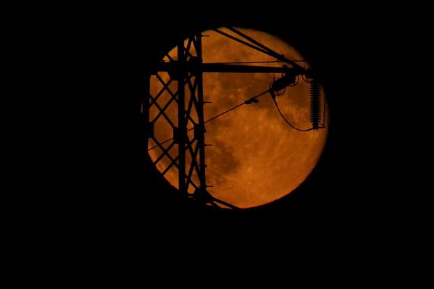 鉄塔と月 vol.1