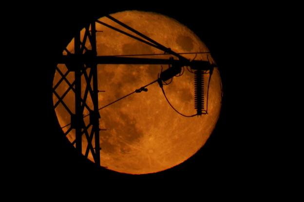 鉄塔と月 vol.2