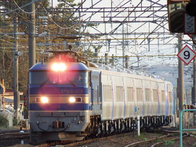 EF510‐506牽引JR北海道キハ261系甲種輸送 vol.1