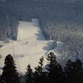 写真: 10kmほど先の大台スキー場 vol.2