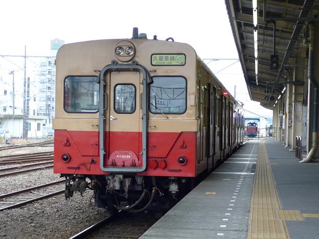 キハ30形(久留里線)(2010年2月撮影)