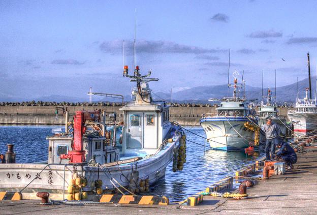 明るい漁村が未来を拓く