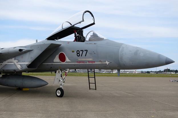 小松基地航空祭 43 第303飛行隊 記念塗装機