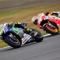 #46 バレンティーノ・ロッシ選手 MOVISTAR YAMAHA MotoGP