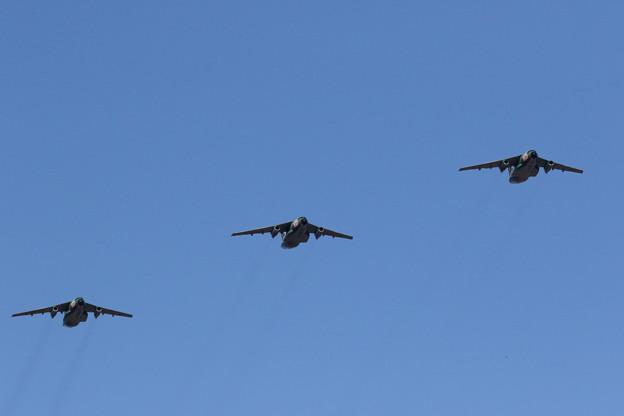 入間基地航空祭14 第402飛行隊 C-1