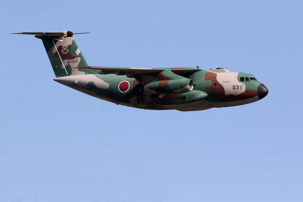 入間基地航空祭15 第402飛行隊 C-1