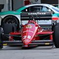 Photos: #28 Ferrari F187