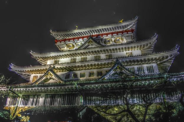 熱海城を見に行かNIGHT