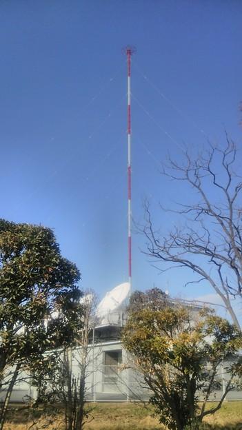【12月12日は加須市へ!その17】パラボラアンテナと鉄塔