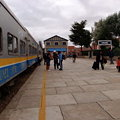 写真: ウユニ~オルーロまで列車の旅