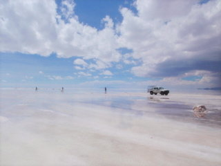 ウユニ塩湖1