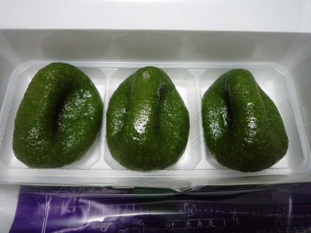 叶匠壽庵 草の餅4