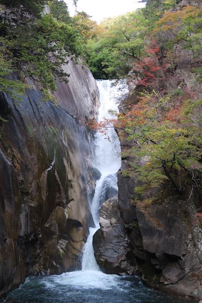 秋の昇仙峡2