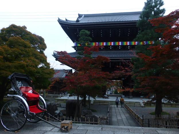 Photos: 静かな境内@金戒光明寺