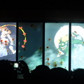 Photos: 琳派400年記念祭 リンパリウム 風神雷神図@元離宮二条城