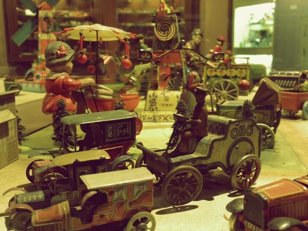 おもちゃの町