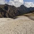 赤岩の頭からの南八ヶ岳