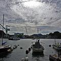 Photos: 海・・・対岸は向島