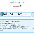 写真: 今日すべきこと1/5