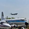 写真: 伝説の国産飛行機