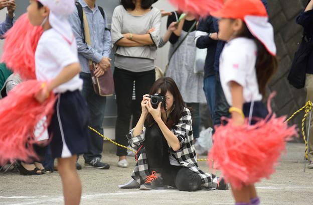 写真家ママさん