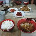 Photos: ばあちゃんの朝飯