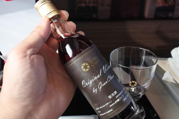 長野県産のワインにもグランクラスのマーク