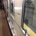 Photos: 自分からしたら窓の外は日常、今いるこの車内は非日常、って感じだけど、普段からこの夜行列車を見たり乗ったり運行に携わったりしてる人たちにはこの車内も日常なんだよね。 #CA_160214