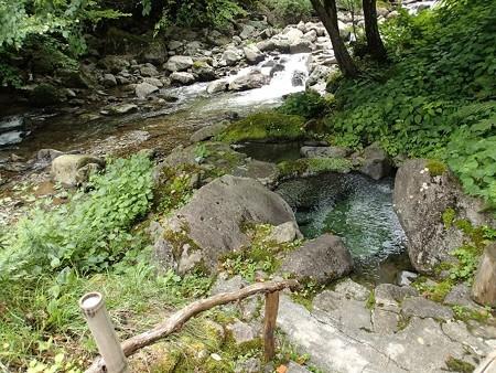 27 7 福島 二岐温泉 湯小屋温泉