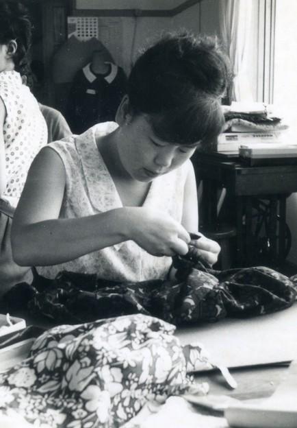 N子 裁縫