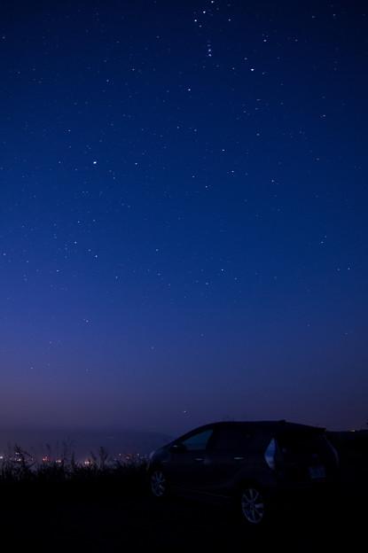 ミルクロードの星空♪