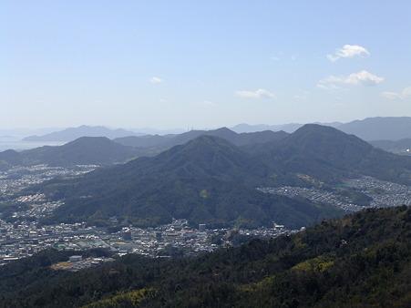 武田山山塊