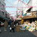 写真: 洪福寺松原商店街 03