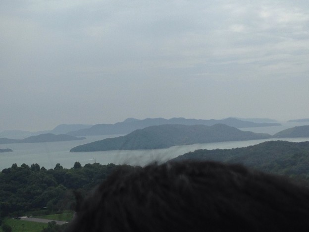写真: 瀬戸内海