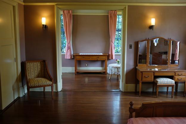 ベーリック・ホールの婦人寝室