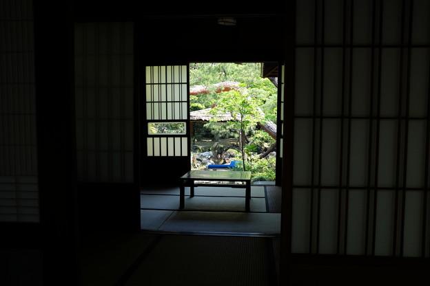 物外軒の和室