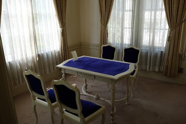 萬翠荘の貴賓室