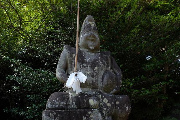 大洲神社の恵比寿さま