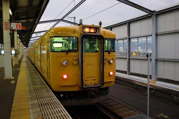岡山行き普通列車