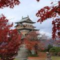 諏訪・高島城
