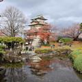 写真: 諏訪・高島城(1)