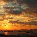 Photos: 神戸の夕景