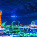 Photos: ブルームーンの神戸港